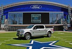 Ford F-150 Dallas Cowboys Edición,enrique kogan,camionetas,el transportista