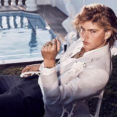 Jordan Barrett Face Aesthetic, Bad Boy Aesthetic, Blonde Male Models, Beautiful Men, Beautiful People, Gq Awards, Jordan Barrett, Handsome Male Models, Blonde Boys