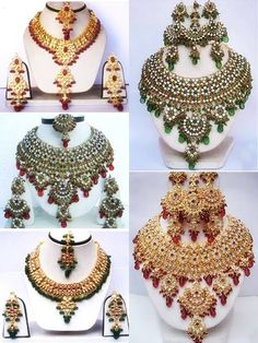 Bijouterias de inspiração indiana