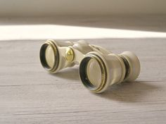 Opera binoculars.