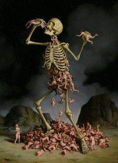Surrealistic Horror