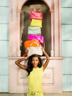 Kate Spade, i'll take one in each color, please! #dresscolorfully