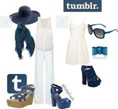 Look Tumblr by Belinda