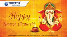 #Happy Ganesh Chaturthi Heartful Wishes to all From #Tripath Team