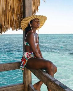 If like me you're a foodie, culture lover, and adventurer - but still enjoy beautiful beaches you can relax on…Zanzibar is definitely for you. Vacation Mood, Girls Vacation, Vacation Outfits, Black Girl Magic, Black Girls, Black Girl Beach, Beach Captions, Summer Vibes, Instagram Beach