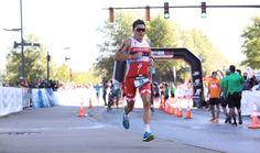 Javier Gómez Noya ya tiene su segundo Mundial Ironman 70.3