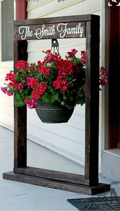"""Planter w/ """"Welcome,  Friends!""""?"""