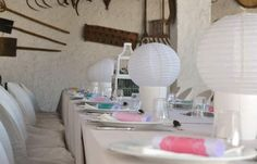 Comunión en Alquería Machistre | Catering Cinco