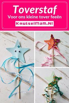 Toverstaf KnutselMam.NL