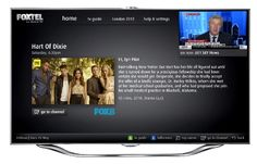 Foxtel on Samsung Smart TV interface revealed - Current: Electrical, Electronics and Appliance Industry News and Issues