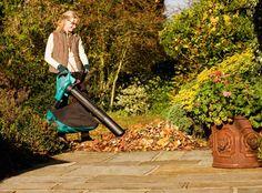 Bosch - Garden vacuum/Leaf blower