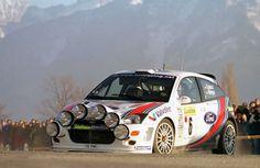 Focus WRC .Carlos Sainz-Luis Moya