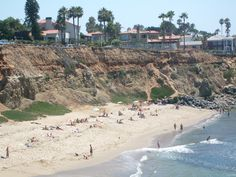 Places to go in San Diego: Sunset Cliffs | It Started in LA | www.itstartedinla.com #repin
