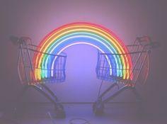 happy little pill ☯Stay rad☯ Love Rainbow, Taste The Rainbow, Over The Rainbow, Rainbow Colors, Rainbow Things, Rainbow Sherbet, Rainbow Shop, Rainbow Aesthetic, Neon Aesthetic