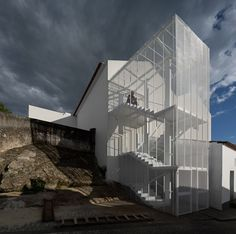 CVDB Arquitectos - Arraiolos textile museum, Arraiolos 2013. Photos (C) Fernando Guerra.