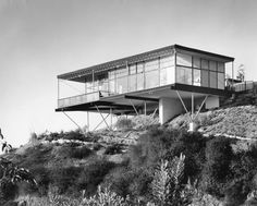 Grossman House, Los Angeles, California. 1957