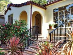 Spanish Bungalow BungalowSpanish Style HousesSpanish
