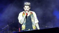 Queen and Adam Lambert - Who Wants To Live Forever, Sofia, Bulgaria 23 J...