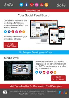10 Best Beautiful Social Media Feed Boards images in 2018