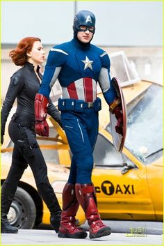 """The Definitive Captain America """"Avengers"""" Costume Thread - Page 2"""