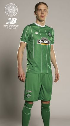 The stunning new #Celtic 2015/16 Away kit by New Balance as worn by Player of the Year, Stefan Johansen. Buy Direct and Pre-order now from www.celticsuperstore.co.uk