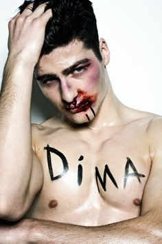 Exclusive | Dima by Sasha Kosmos | Homotography