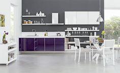 Tok&Stok Jantar cozinha e sala de jantar integrados
