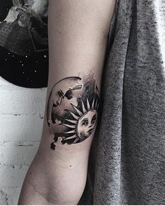 #Tattoo by @evgenymel  ___ www.EQUILΔTTERΔ.com ___  #Equilattera