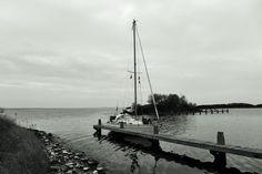 Para chegar ao paradiso non hai que viaxar lonxe: ilhas do mar de Grevelingen, areias de Zelandia;  con sirea