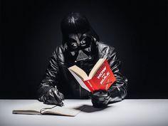 El curioso de todo MX: Así es el día a día de Darth Vader