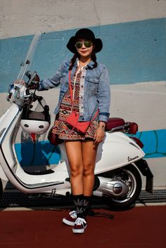 On the street. Vans Fashion, Vans Style, Boyish, Busan, Hipster, Street Style, Songs, My Style, How To Wear