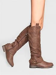 BROWN RIDER BOOT (RDRLBR)  $59 Rider Boots, Footwear, Brown, Shoes, Fashion, Moda, Zapatos, Shoe, Shoes Outlet