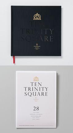 Ten Trinity Square designed by Pentagram