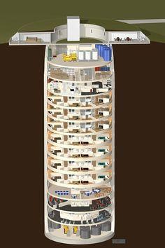 55 Best Luxury Bunkers Images Luxury Bunkers Underground Bunker