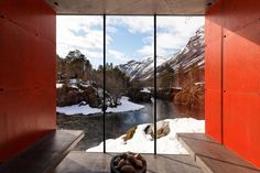 We've rounded up the 6 most gorgeous saunas in the world, from Finland to New Hampshire, where nature lovers can go to get their steam fix.