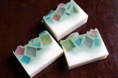 やさしいグリーンの石けん|新潟 手作り石鹸の作り方教室 アロマセラピーのやさしい時間