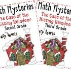This bundle is a combination of 2 of my individual math mysteries. This pack is a great way to differentiate for your high and low learners. If you teach 3rd grade, have your struggling students work on the the 2nd grade book. (Just change out the cover so they both say 3rd grade.) If you teach 2nd grade, have your higher achieving learners work on the 3rd grade book. #Rockin' Teacher Materials  www.rockinteachermaterials.com