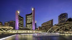 Toronto City Hall http://mabrycampbell.com #photograph #toronto #cityhall #architecture #mabrycampbell #image #photo
