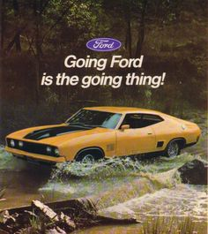 Ford XB Falcon GT