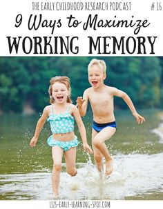If your child is super forgetful they may need help boosting their working memories. This post tells you how! Early Learning, Kids Learning, Games To Improve Memory, Memory Games, Memory Strategies, Adhd Strategies, Preschool Curriculum, Homeschooling, Homeschool Math