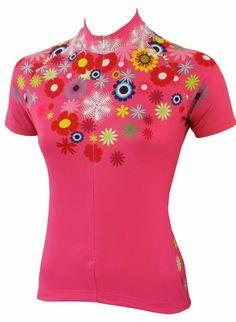 fdea375c0 Davanti bikewear Dames Fietsshirt