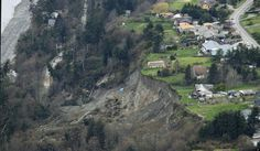 Ledgewood, Washington Landslide Threatens Homes On Puget Sound's ...