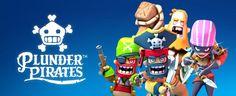 Rovio lancia la sfida a Clash of Clans con Plunder Pirates per iOS e Android !