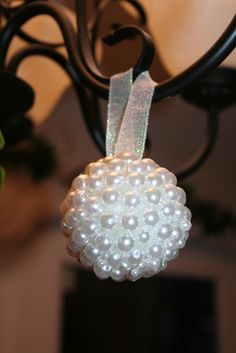 Memories In The Making & Baking!: It's that time of year~DIY Christmas Tree Ornament!
