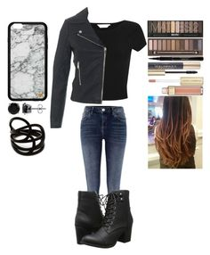"""""""⚫️Black is a great color⚫️"""" by thisisvintage ❤ liked on Polyvore featuring Mode, River Island, Madden Girl, Miss Selfridge, Urban Decay, Dolce&Gabbana, Elizabeth Arden, L'Oréal Paris, BERRICLE und Repossi"""