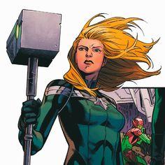 Marvel Women, Marvel Girls, Marvel Dc, Captain Marvel Carol Danvers, Superhero Design, Power Girl, Grumpy Cat, Marvel Universe, Character Art