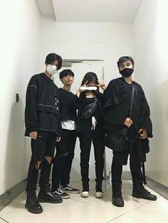 Korean Best Friends, Anime Best Friends, Team Goals, Squad Goals, Korean Ulzzang, Ulzzang Boy, Best Frieds, Siblings Goals, Ulzzang Couple