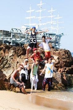 #Infinite  #SungYeol  #SungJong  #L #Myungsoo  #Hoya  #DongWoo  #WooHyun  #SungKyu