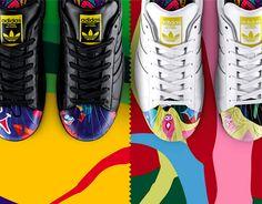 Pharrell Williams x adidas Originals Supershell, Zaha Hadid,Todd James, Cass Bird, Mr.
