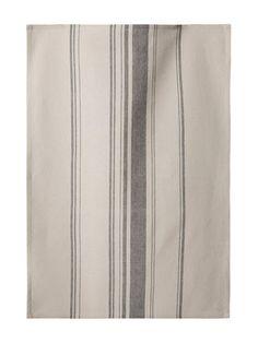 Vintage Stripe Cotton Kitchen Towels (Set of 3) by KAF Home at Gilt